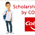 COLGATE Scholarship 2020 - 2019 Providing financial support to students