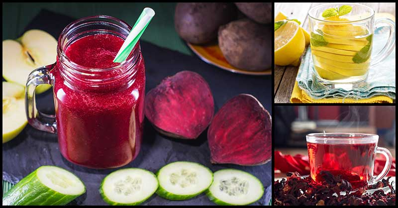Drinks That May Help Manage Blood Pressure