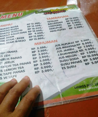 daftar-harga-bakso-pak-granat-sleman