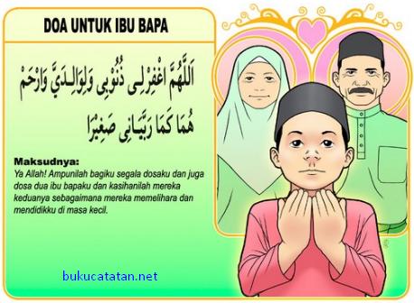 Kumpulan Doa Anak