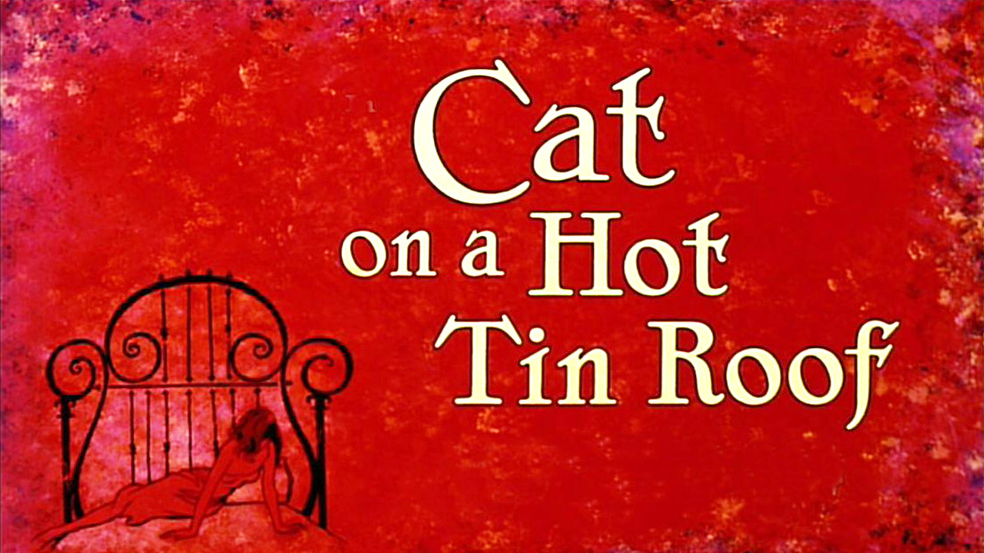 dreams are what le cinema is for cat on a hot tin roof  cat on a hot tin roof 1958