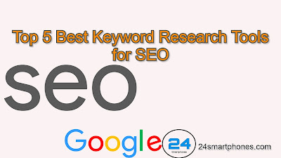 Best 5 keyword research tools