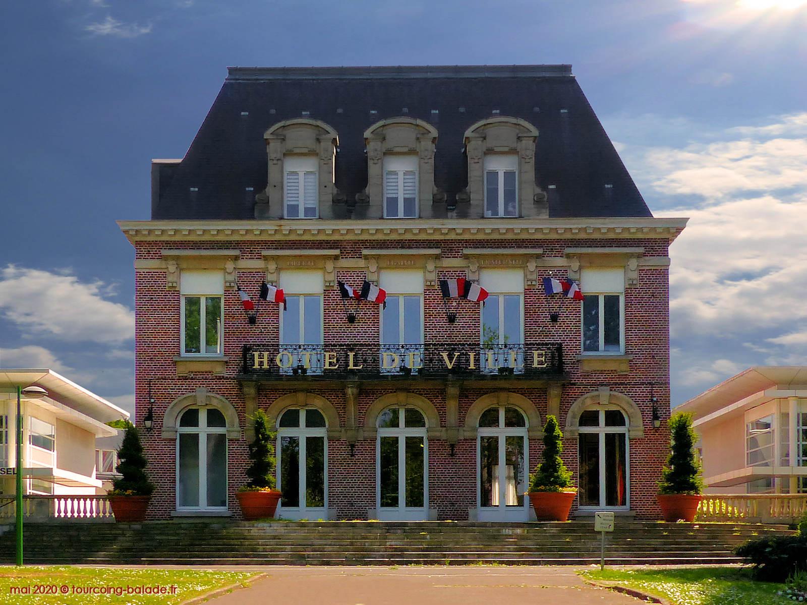 Hôtel de Ville de Mouvaux, 2020
