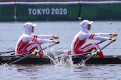 Timnas Dayung di Olimpiade, Melani - Mutiara Dipastikan Tampil All Out