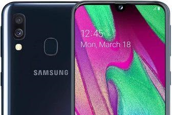 Download Samsung Galaxy A40 SM-A405FN firmware