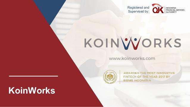 Ayo Investasi P2P Lending dengan Koinworks