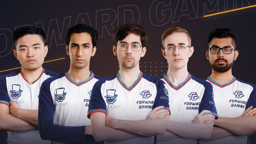 Forward Gaming Dota 2 Roster Are Now Free Agents | Mabzicle