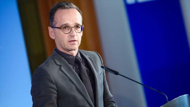 Alemania a EEUU: Su vídeo del buque no sirve para inculpar a Irán