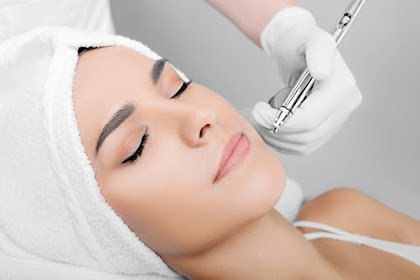 The Best Face Care With Oxygen Face Care Feel The Difference