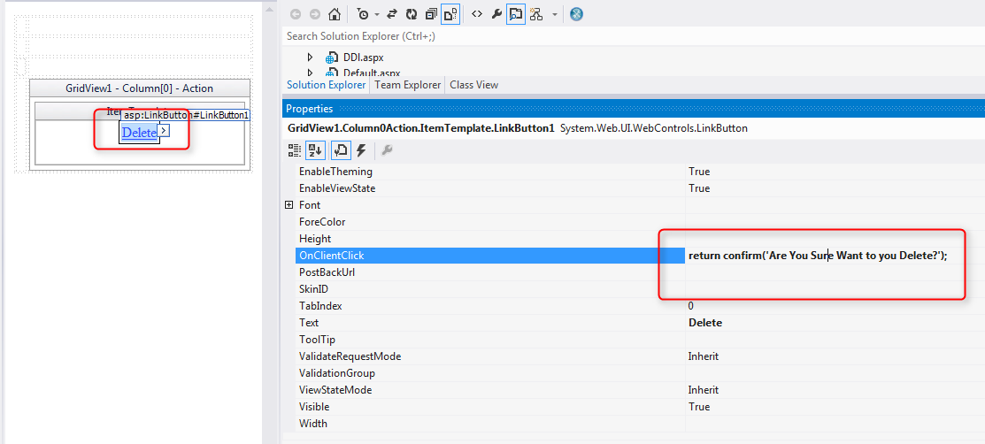 Asp net c net vb net jquery javascript gridview sql for Grid view templates in asp net