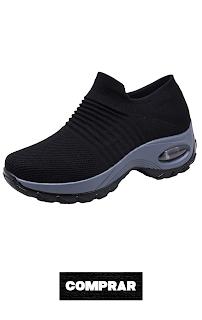 Zapatos de Trabajo Muy cómodos negros, hostelerías, no resbalan