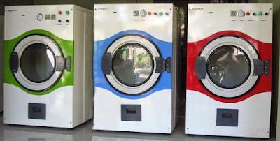 Daftar Harga Mesin Dryer Pengering Pakaian Laundry Semua Merk - FEBRUARI 2018