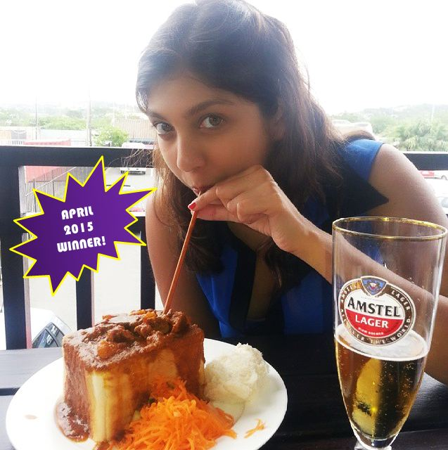Hollywood Bunny Chow - Springfield Park - April 2015 Instagram Winner