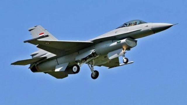 القوات الجوية المصرية تقصف مواقع داعش فى ليبيا