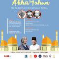 Yuuk Hadiri Muhasabah Akhir Tahun Bersama Bang Sandi dan Mpok Nur di Masjid Jami At Taqwa