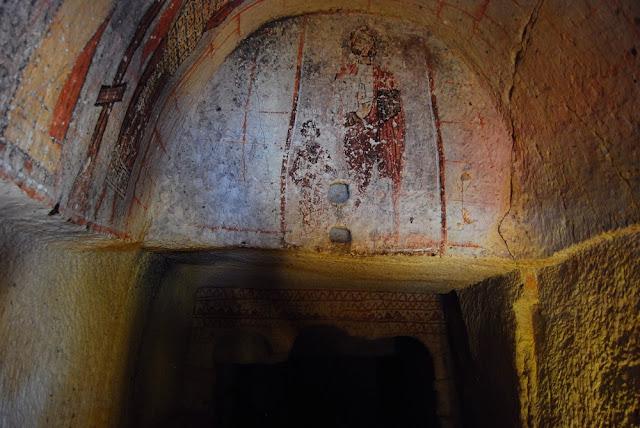 Eglise du serpent – Yilanli Kilise