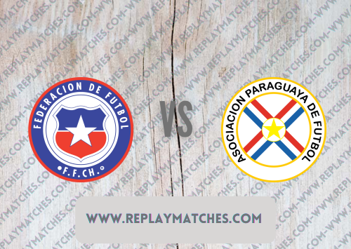 Chile vs Paraguay -Highlights 25 June 2021