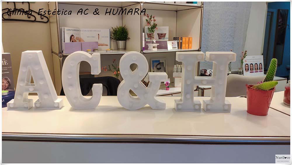 Clínica Estética AC & HUMARA una gran clínica de estética en el centro de Bilbao