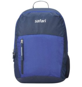 (Todays Deal) Safari 26 Ltrs Blue Backpack In Just ₹434