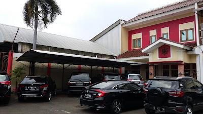 Kantor PT. Swadharma Mulia Solusi ( SMS-uPVC )