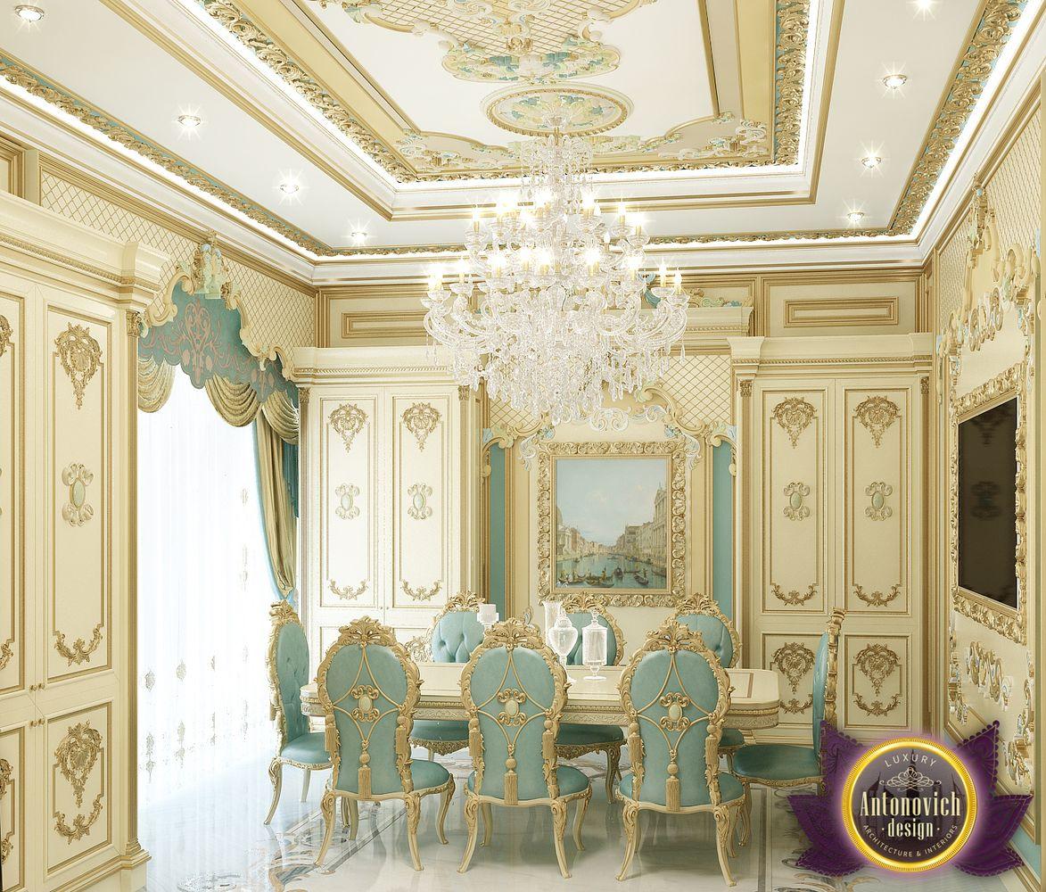 Green Kitchen Jeddah: Nigeiradesign: Kitchen Interior Design In Classic Style