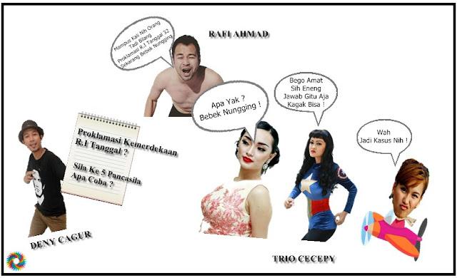 5 Hal Ini Untuk Eneng Zaskia Sumpah Kamu Pantes Banget Jadi Duta The Colour Of Indonesia
