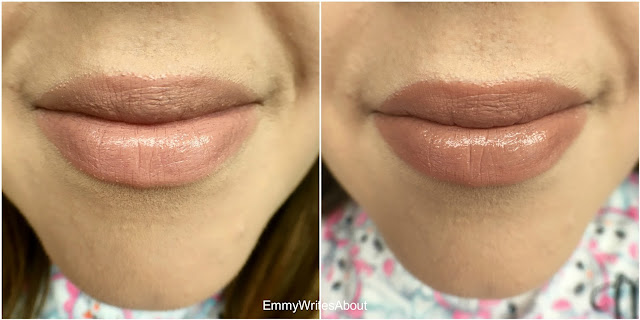 Maybelline Color Sensational Lipstick Swatches, Tantalizing Taupe, Honey Beige