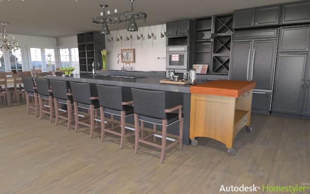 Autodesk Homestyler - Σχεδιάζουμε μόνοι μας το σπίτι των ονείρων μας