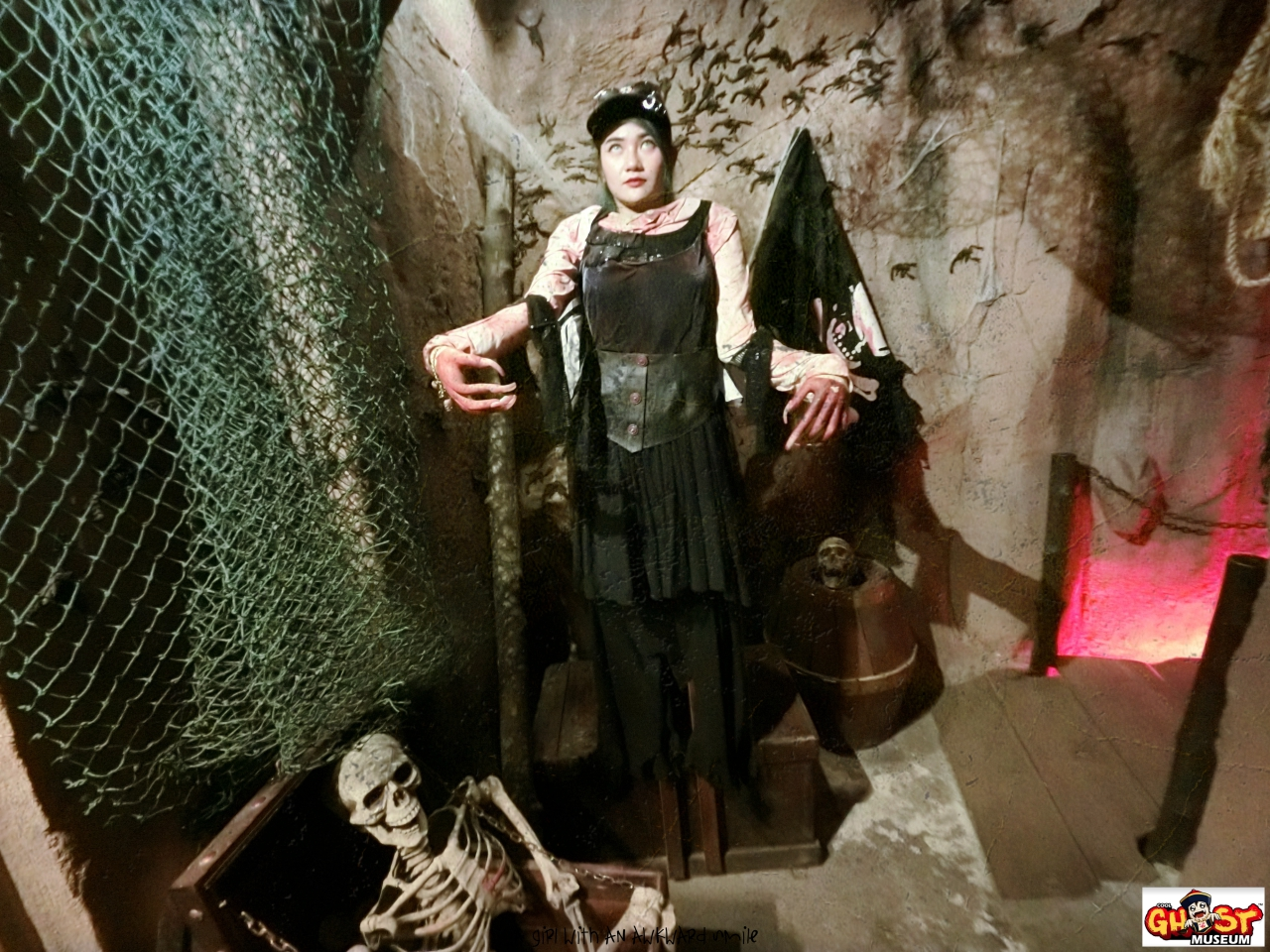 Ghost Museum @Penang : Pirates Ghost