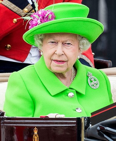 when is queen elizabeth official birthday 2017