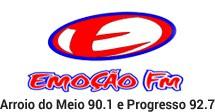 Rádio Emoção dos Vales FM 90,1 de Arroio do Meio RS