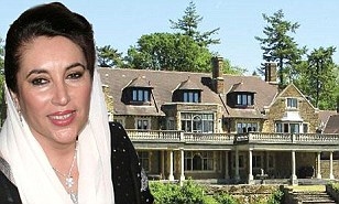Surrey Palace belonged to Benazir Bhutto, Why are you ninety-nine percent sure?