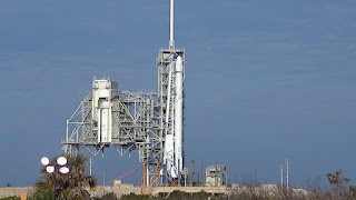 SpaceX raketo Falcon 9