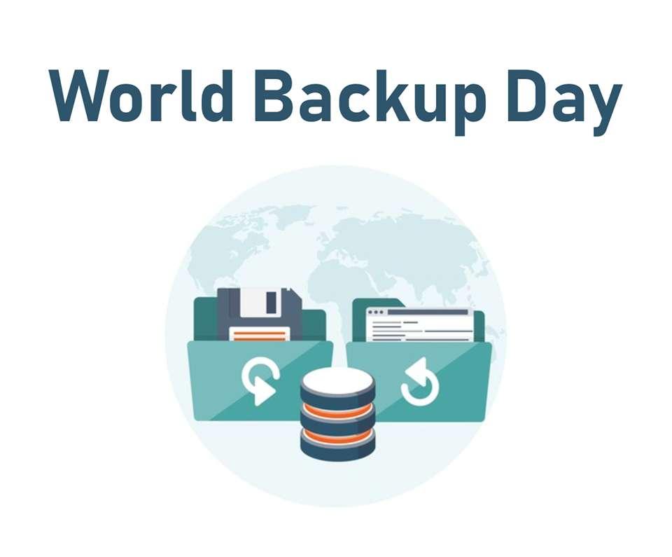 World Backup Day Wishes Beautiful Image