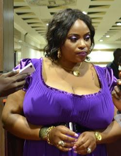 Actress Nneoma Ukpabi Brags, Says 'I'll Serve God With My Boobs' 1