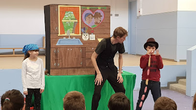 Photos 3rd grade English Teatre