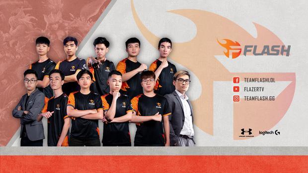 Team Flash LOL