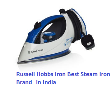 Russell Hobbs Iron Best Steam Iron Brand in India