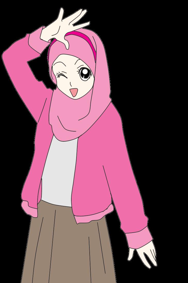 Pin oleh Sarah Eldakak di Muslim anime Kartun, Animasi