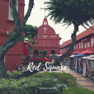 bangunan merah di mana tempat ini kompleks bangunan berwarna merah