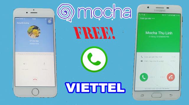 moch, Cách gọi nội mạng miễn phí dành cho thuê bao Viettel, mocha gọi miễn phí cách gọi miễn phí viettel vinaphone, mobifone