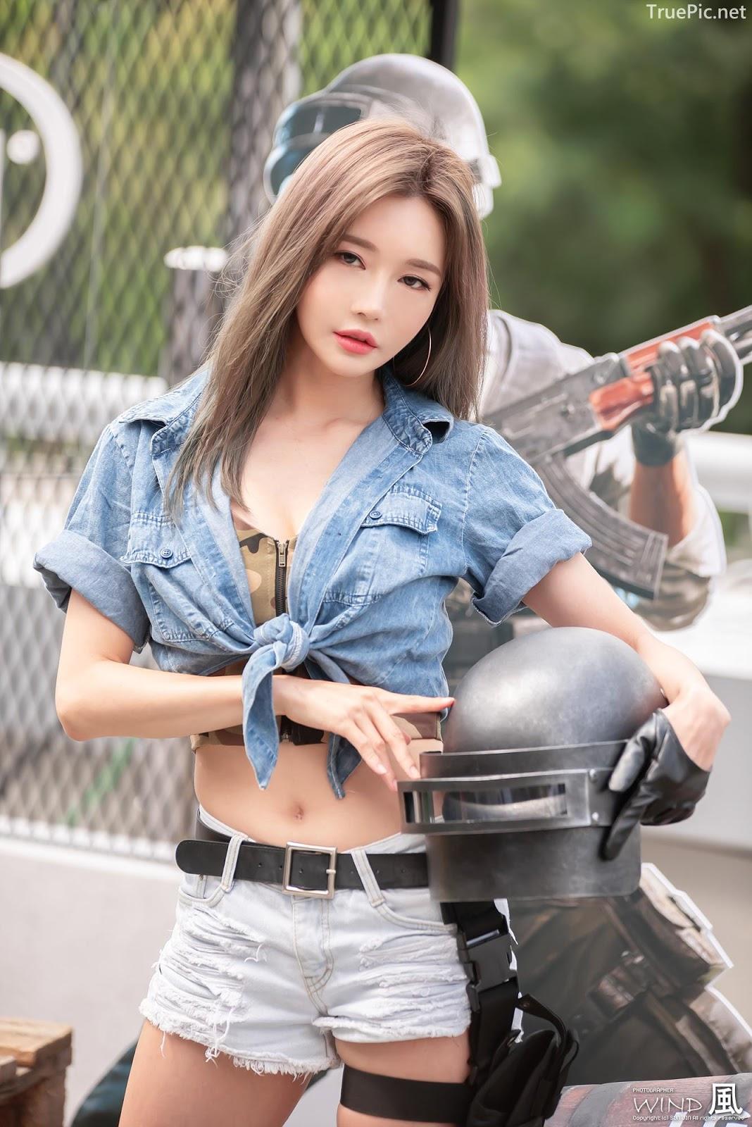 Korean Racing Model - Han Ga Eun - LG Ultragear Festival- Picture 8