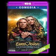 Festival de la canción de Eurovisión: La historia de Fire Saga (2020) WEB-DL 720p Audio Dual Latino-Ingles