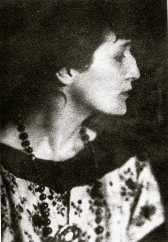 Russian Anna Akhmatova 56