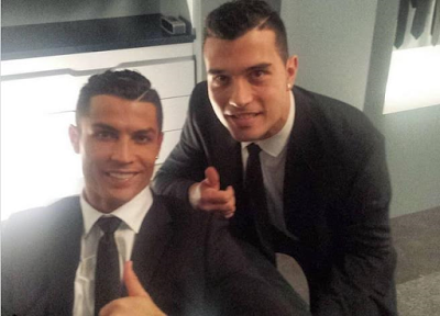 Living Ronaldo's life isn't easy- Ronaldo's doppleganger