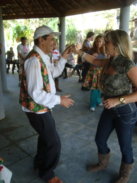 dança para deficientes