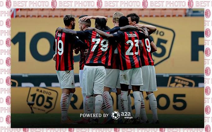 Milan-Genoa 2-1: i rossoneri trionfano con un'autorete di Scamacca