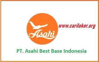 Lulusan SMA/SMK sederajat untuk posisi - PT Asahi Best Indonesia Bekasi kawasan MM2100 Tahun 2020