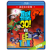 Teen Titans Go! Vs. Teen Titans (2019) BRRip 720p Audio Dual Latino-Ingles