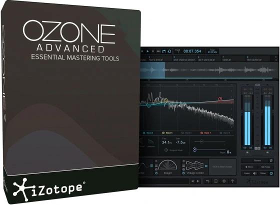 تحميل برنامج iZotope Ozone Advanced 9.1.0 النسخة الكاملة